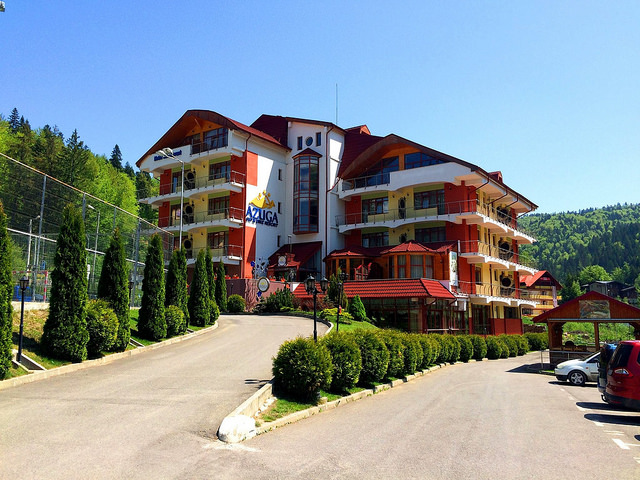 Hotel Azuga Ski & Bike Resort