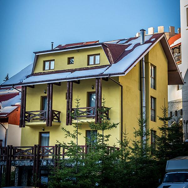 Pensiunea Mountain Villa